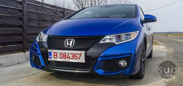 Honda Civic MY2015