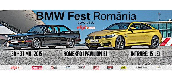 BMW Fest, cel mai mare festival din Romania dedicat pasionatilor marcii