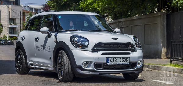 MINI Cooper SD Countryman MY2015
