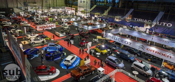 Peste 70.000 de vizitatori la editia a XIII-a internationala a Salonului Auto Bucuresti & Accesorii!