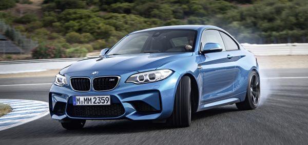 Noul BMW M2 Coupé