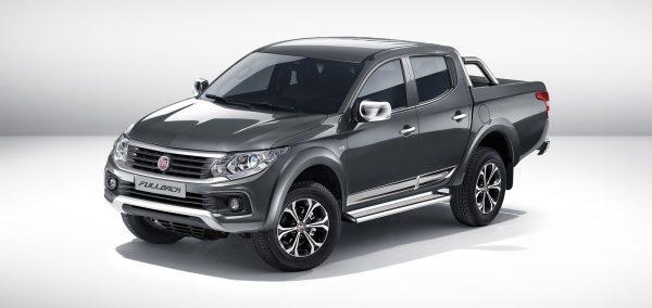 Noul Fiat Fullback, prezentat la Dubai International Motor Show