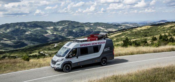 "Fiat Ducato, desemnat ""Best Motorhome Base Vehicle 2016"""