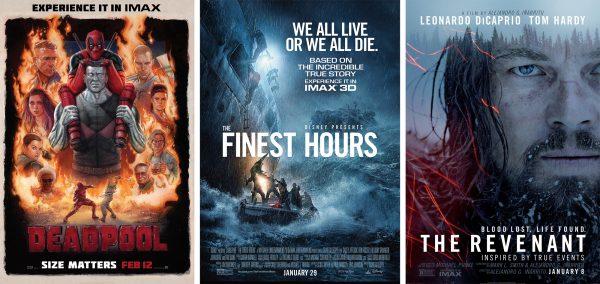 Ce filme vedem iarna aceasta in IMAX?