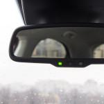 Fiat 500X Interior - Mirror
