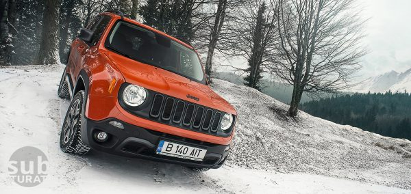 Jeep Renegade Trailhawk MY2015