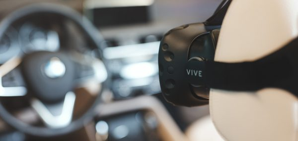 BMW incorporeaza realitatea virtuala in dezvoltarea noilor modele