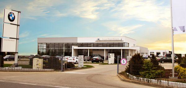Group West Motors Satu Mare, cel mai nou centru autorizat de vanzari si service BMW