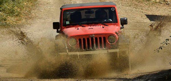 Editia speciala Camp Jeep® sarbatoreste 75 de ani de istorie a marcii