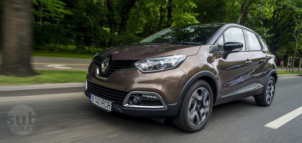 Renault Captur MY2016