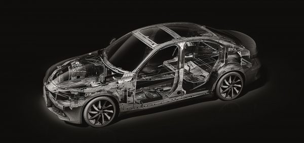 Alfa Romeo Giulia primeste premiul EuroCarBody 2016