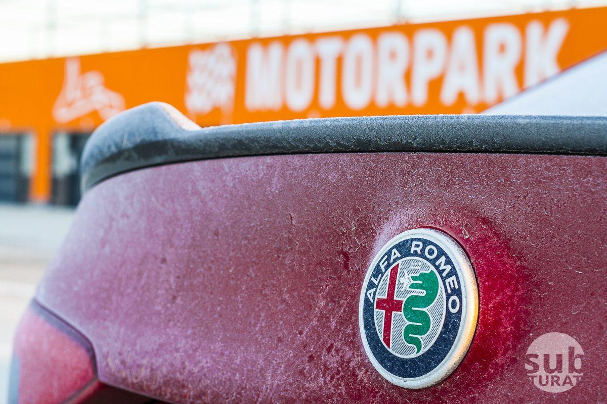 Alfa Romeo Quadrifoglio Verde