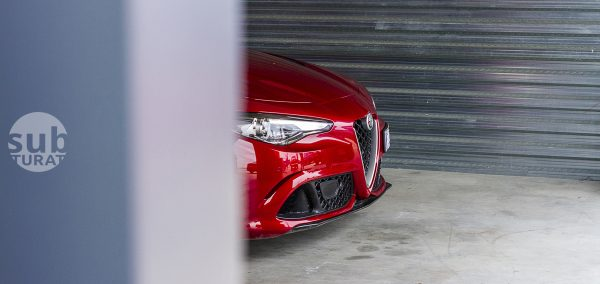 Alfa Romeo Giulia QV MY2016