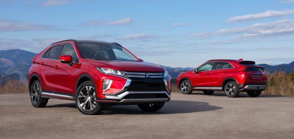 Mitsubishi Motors la Salonul Auto Geneva 2017