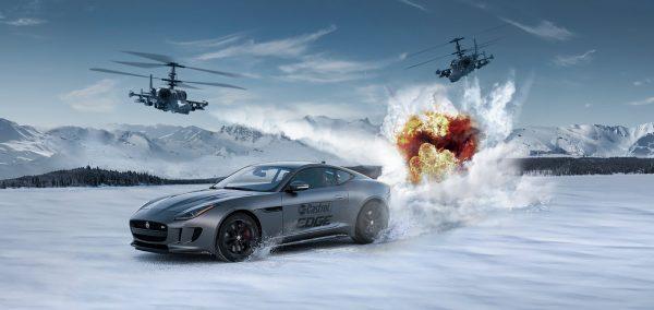 Drift games si bolidul din Fast&Furios 8 la ATBS 2017