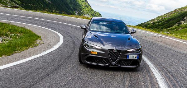 Alfa Romeo Transfagarasan Experience
