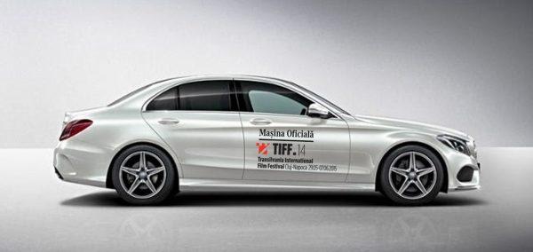 Mercedes-Benz, de opt ani in tandem cu TIFF