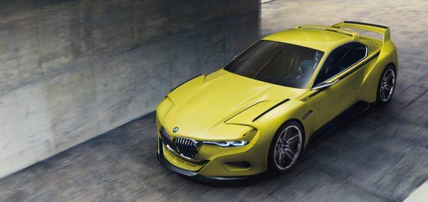 BMW 3.0 CSL Hommage. Sportiv si un caracter elegant