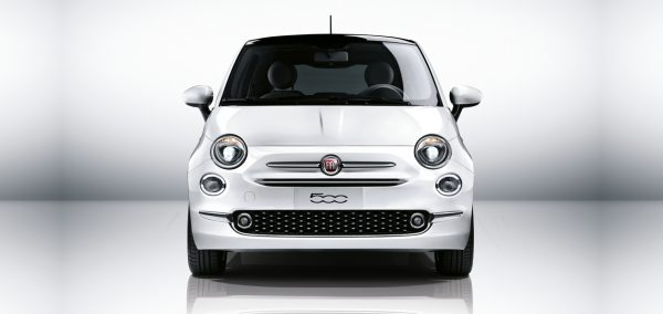 Noul Fiat 500