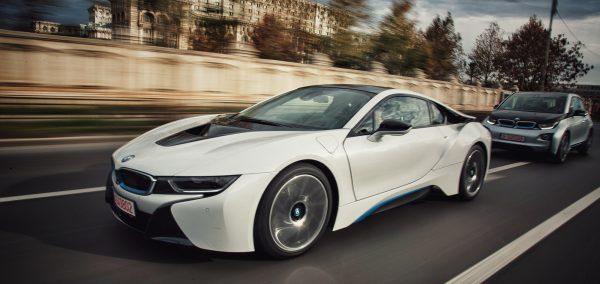 Romania da startul comenzilor pentru BMW i3 si BMW i8