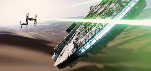 """Star Wars: Trezirea Fortei sau """"cel cu hyperviteza"""""""