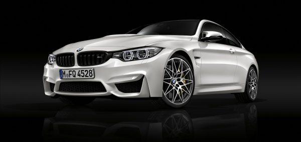 Pachetul Competition amplifica personalitatea sportiva a modelelor BMW M3 si M4