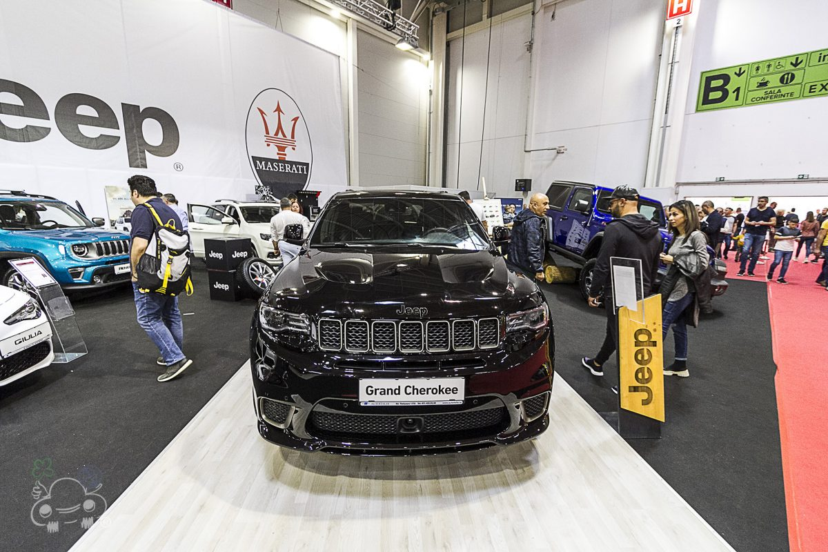 Salonul Auto Bucuresti & Accesorii 2019
