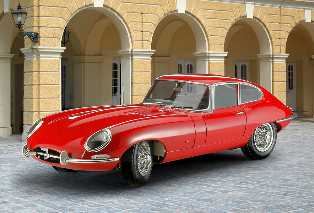 07668 Jaguar E-Type (Coupe)